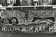 Girl Power - Million Mom March